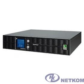 UPS CyberPower PLT1000ELCDRT2U {1000VA/900W USB/RS-232/EPO/SNMPslot (8 IEC С13)}