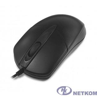 CBR CM 210 Black, Мышь проводная, оптическая, USB, 1000 dpi, 3 кнопки и колесо прокрутки, длина кабеля 1,8 м, цвет чёрный