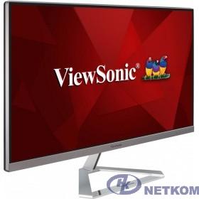 """LCD ViewSonic 27"""" VX2776-4K-MHD black {IPS 3840x2160 75hz 4ms 10bit(8bit+FRC) 350cd 1300:1 HDR10 178/178 2xHDMI2.0 DisplayPort1.4 2x2.5W VESA} [VS17584]"""