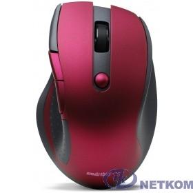 Мышь беспроводная Smartbuy 508 бордо [SBM-508AG-I]