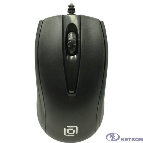 Oklick 325M черный оптическая (1000dpi) USB (2but) [1091340]