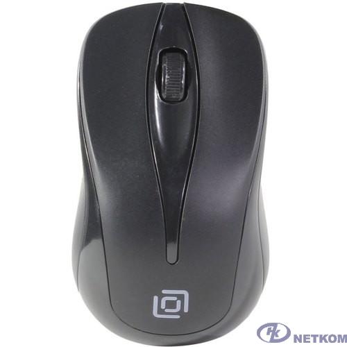 Oklick 675MW черный оптическая (800dpi) беспроводная USB (2but) [1025915]