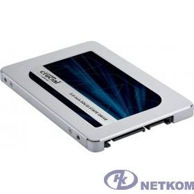 Crucial SSD MX500 250GB CT250MX500SSD1(N) {SATA3}