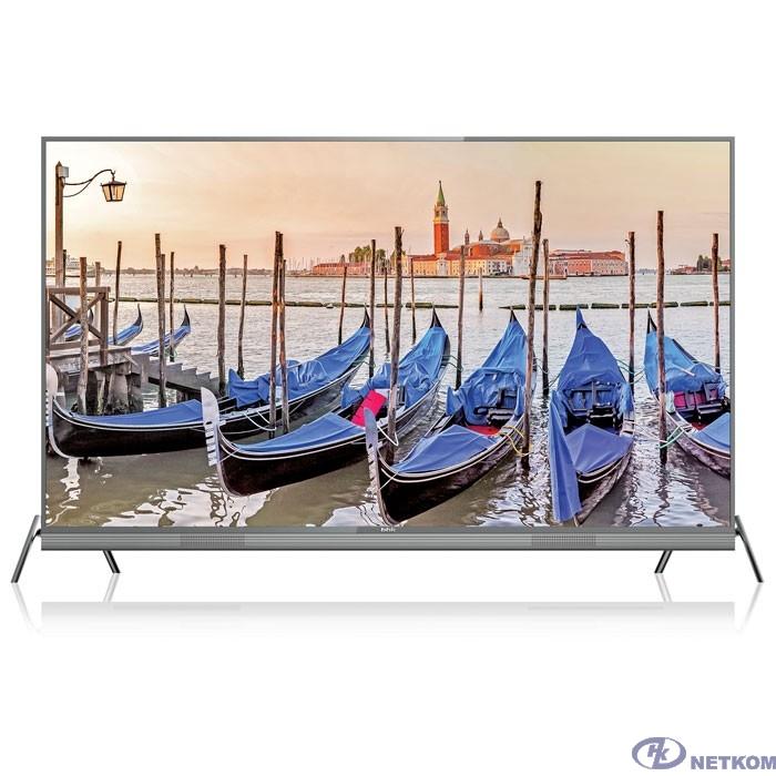 "BBK 75"" 75LEX-8185/UTS2C черный/Ultra HD/50Hz/DVB-T2/DVB-C/DVB-S2/USB/WiFi/Smart TV (RUS)"