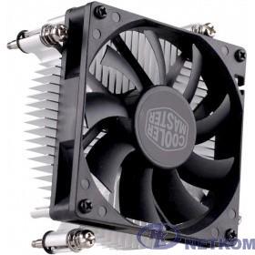 Cooler Master for Intel  H116 (RR-H116-22PK-B1)  Intel 115*, W, AlCu, 3pin, low profile