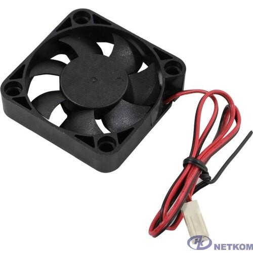Exegate EX283365RUS Вентилятор ExeGate EX05010S2P, 50x50x10 мм, подшипник скольжения, 2pin, 4500RPM, 24dBA