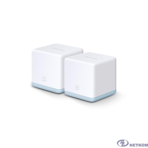 Mercusys Halo S12 (2-Pack) AC1200 Домашняя Mesh Wi-Fi система