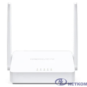 Mercusys MW300D N300 Wi-Fi роутер с ADSL2+ модемом