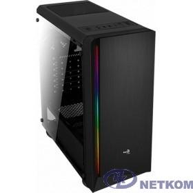 Корпус MIDITOWER ATX W/O PSU RIFT 4718009153134 AEROCOOL