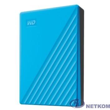 "WD My Passport WDBYVG0020BBL-WESN 2TB 2,5"" USB 3.0 blue"