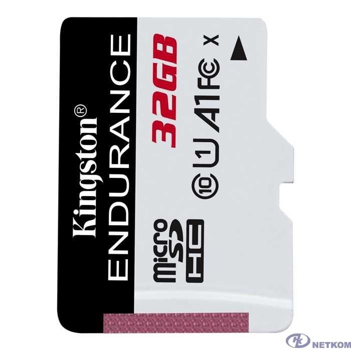 Micro SecureDigital 32Gb Kingston SDCE/32GB {MicroSDHC Class 10 UHS-I U1, SD adapter}