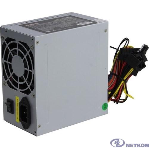 Exegate EX282067RUS Блок питания 550W ExeGate CP550, ATX, 8cm fan, 24p+4p, 3*SATA, 2*IDE, FDD