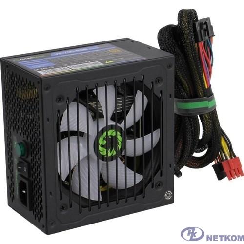 GameMax VP-700-RGB-MODULAR 80+ Блок питания ATX 700W, Ultra quiet