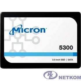 """SSD жесткий диск SATA2.5"""" 1.92TB 5300 MAX MTFDDAK1T9TDT CRUCIAL"""