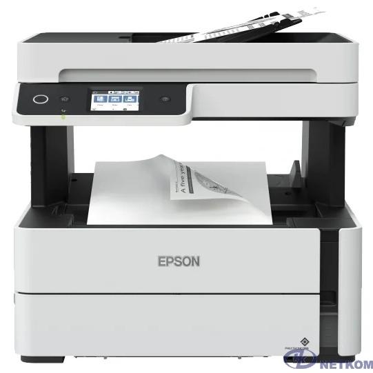 Epson M3140 (C11CG91405) {A4,ч/б, 1200x2400 dpi, 39 стр/мин, USB 2.0}