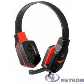 Defender Warhead G-320 черный+красный, кабель 1.8 м [64033]