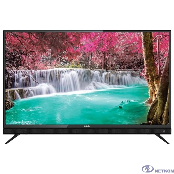 "BBK 65"" 65LEX-8161/UTS2C черный/Ultra HD/50Hz/DVB-T2/DVB-C/DVB-S2/USB/WiFi/Smart TV (RUS)"