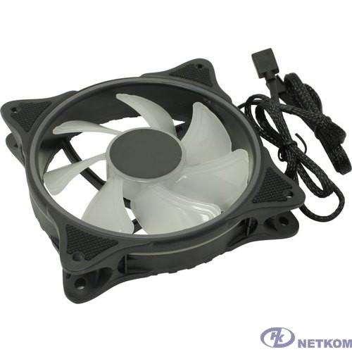 GameMAX, Miarage FN12rainbow-W Вентилятор для компьютера 120х120х25, 12В, (гидрод. под.)