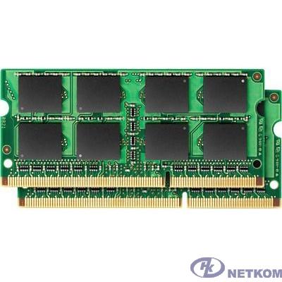 Kingston SO-DIMM DDR3 16GB Kit (8GBx2) 1333MHz CL9 KVR13S9K2/16