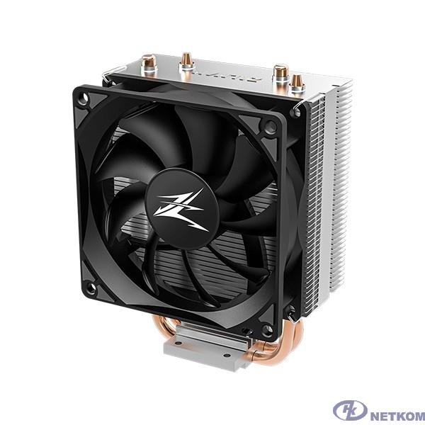 Cooler Zalman CNPS4X Soc-FM2+/AM2+/AM3+/AM4/1150/1151/1155/ 4-pin 21-28dB Al+Cu 95W 360gr Ret
