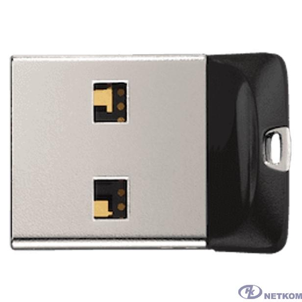 SanDisk USB Drive 32Gb Cruzer Fit SDCZ33-032G-G35 {USB2.0}