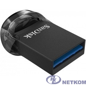 Флеш-накопитель Sandisk Ultra Fit™ USB 3.1 16GB - Small Form Factor Plug & Stay Hi-Speed USB Drive [SDCZ430-016G-G46]