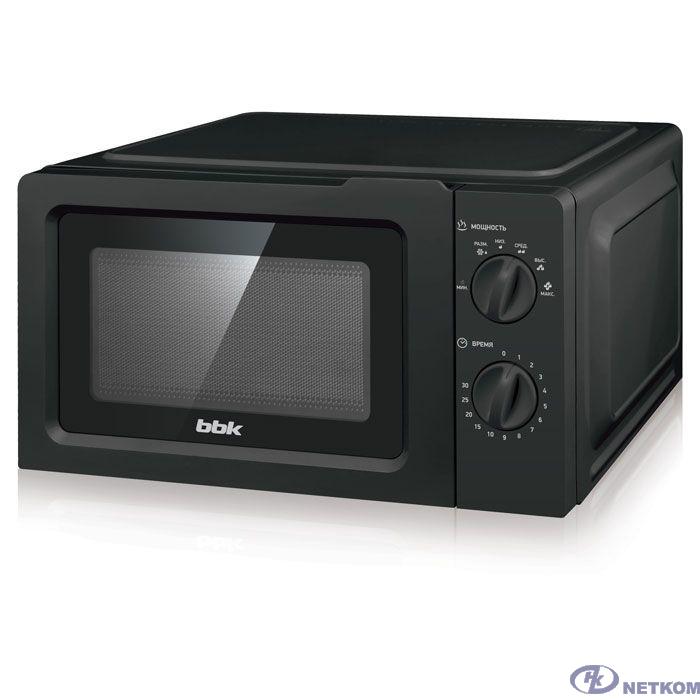 BBK 17MWS-782M/B (B) Микроволновая печь,  черный