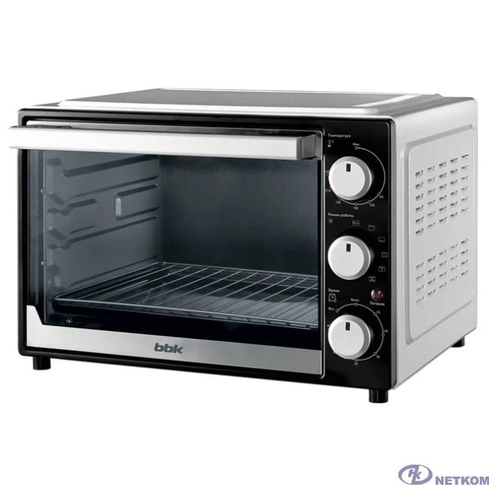 BBK OE3072MC (S/B) Мини печь,серый/черный