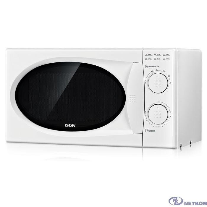 BBK 20MWS-803M/W (W) Микроволновая печь, белый