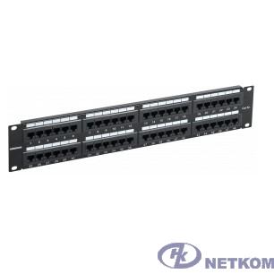 ITK PP48-2UC5EU-K05-G Патч-панель 2U кат. 5Е UTP 48 портов (Krone) GENERICA