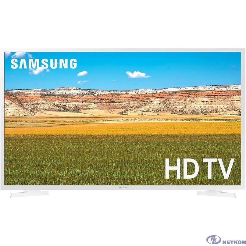 "Samsung 32"" UE32T4510AUXRU белый {HD READY/DVB-T2/DVB-C/DVB-S2/USB/WiFi/Smart TV (RUS)}"