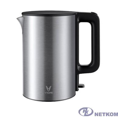 Xiaomi Viomi Mechanical Kettle Black/Silver Умный электрический чайник [V-MK151B]