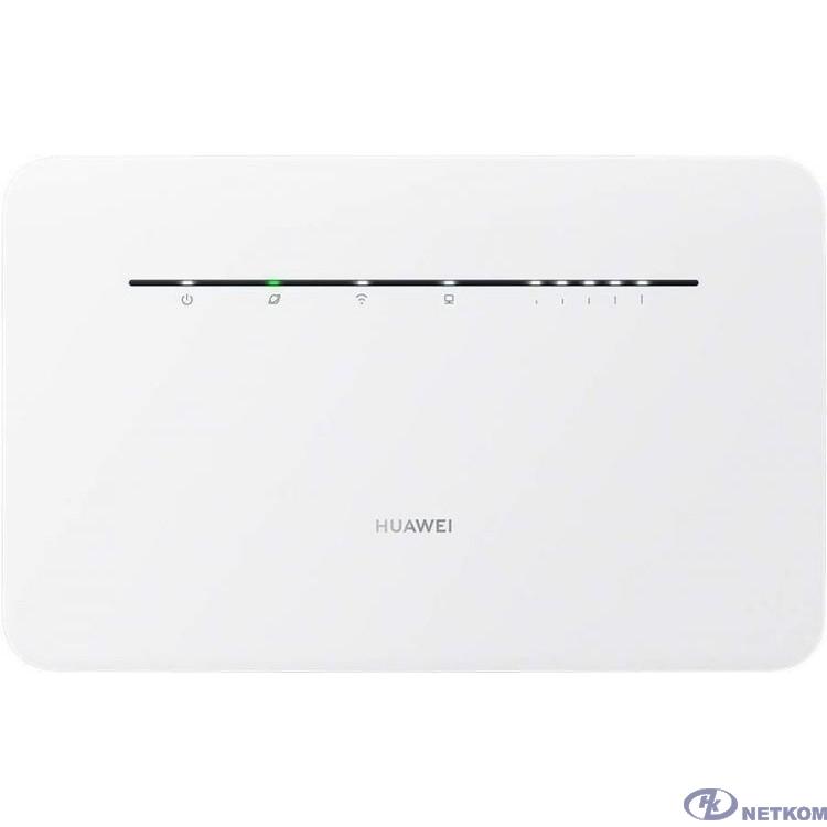 HUAWEI 51060DVS B535-232 Интернет-центр 10/100/1000BASE-TX/3G/4G/4G+ cat.7 белый