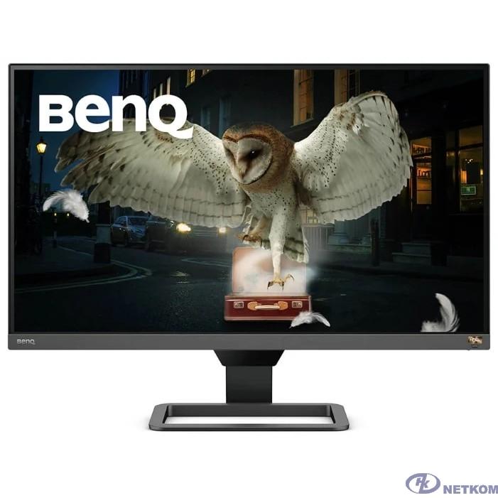 "LCD BenQ 27"" EW2780Q черный {IPS 2560x1440 1000:1 350cd 178/178 2xHDMI2.0 DisplayPort 2x5W VESA}"