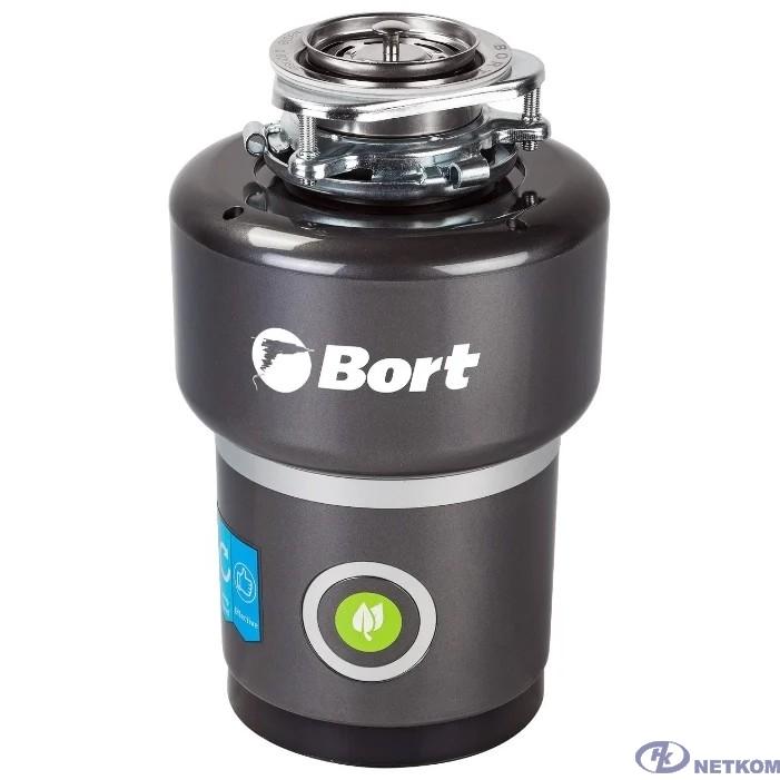 Bort Измельчитель пищевых отходов TITAN MAX Power {780 Вт; 1400 мл; 2400 об/мин; 6,3 кг; 220 В; 50 Гц; набор аксессуаров 4 шт} [1275790]