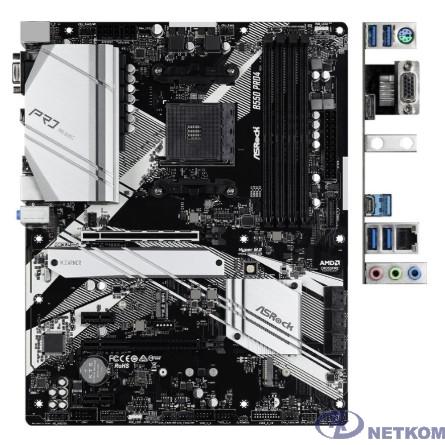 Asrock B550 PRO4 {AM4, AMD B550, ATX} BOX
