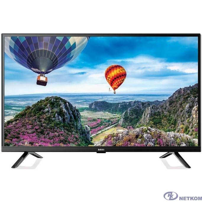 """BBK 32"""" 32LEM-1052/TS2C черный/HD READY/50Hz/DVB-T2/DVB-C/DVB-S2/USB (RUS)"""