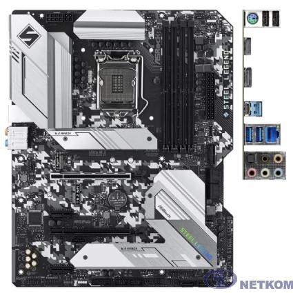 Asrock H470 STEEL LEGEND {LGA1200, Intel H470, ATX} BOX