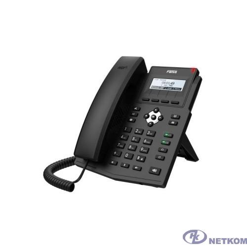 Fanvil X1SP, с б/п SIP телефон