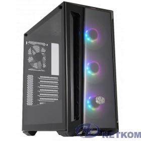 Корпус MIDITOWER ATX W/O PSU B520-KGNN-RGA COOLER MASTER