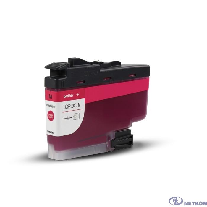 Brother LC-3239XLM Картридж HLJ6000DW/MFCJ5945DW/MFCJ6945DW пурпурный (5000стр) (LC3239XLM)