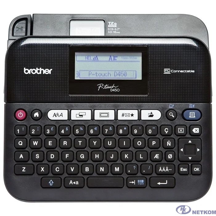 Brother PT-D450VP Принтер для этикеток (PT-D450VP)