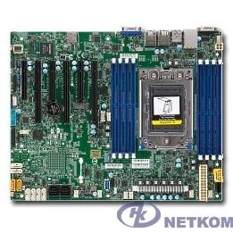 SuperMicro MBD-H11SSL-I-O {MB Single AMD EPYC™ 7000-Series/Up to 1TB Registered ECC/3 PCI-E 3.0 x16,3 PCI-E 3.0 x8/16 SATA3, 1 M.2/Dual LAN Ports/IPMI}