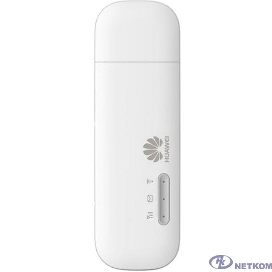 HUAWEI 51071TEA E8372h-320 Модем 2G/3G/4G USB Wi-Fi +Router внешний белый