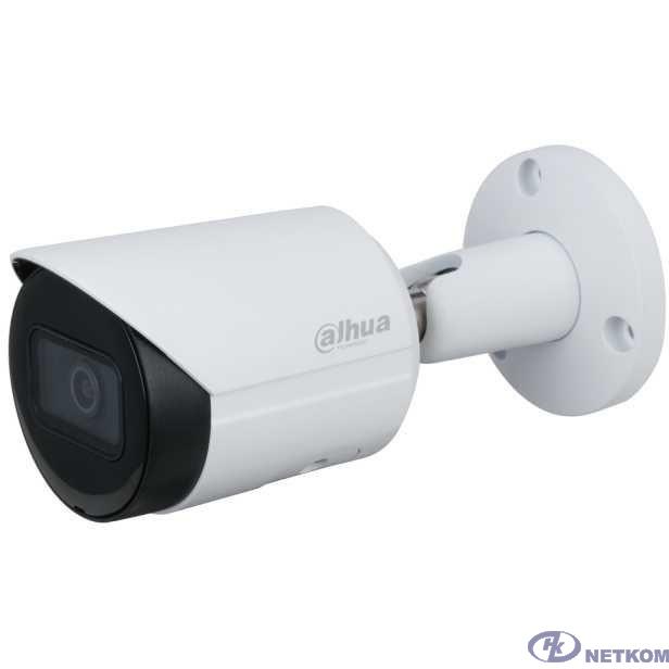 "DAHUA DH-IPC-HFW2431SP-S-0360B Видеокамера IP Уличная цилиндрическая 4 Мп 1/3"" CMOS, f=2,7-13,5мм, H.265+/H.265/H.264+/H.264, 0.03лк/F1.4(цвет, 1/3с), ИК:60м, WDR, ONVIF, MicroSD"