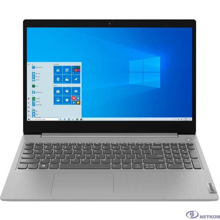 """Lenovo IdeaPad 3 15ARE05 [81W4006XRK] Grey 15.6"""" {FHD Ryzen 3 4300U/8Gb/256Gb SSD/DOS}"""