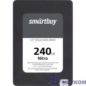 Smartbuy SSD 240Gb Nitro SBSSD-240GQ-MX902-25S3 {SATA3.0, 7mm}