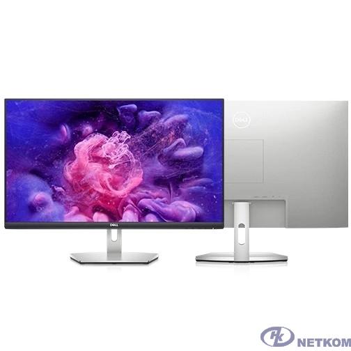 """LCD Dell 27"""" S2721D серебряный {IPS 2560x1440 75hz 4ms 8bit 350cd 178/178 1000:1 2xHDMI1.4 DisplayPort1.2 FreeSync FlickerFree VESA AudioOut 2x3W} [2721-9404]"""