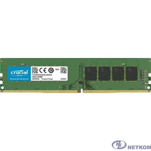 Crucial DDR4 DIMM 16GB CT16G4DFRA266 PC4-21300, 2666MHz