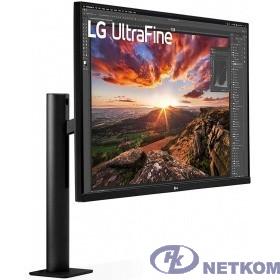 LCD LG 31.5'' 32UN880-B {IPS 3840x2160 350cd/m2, 178/178 3000:1 5ms 2xHDMI DisplayPort USB-Hub Height adj, Tilt, Speakers}